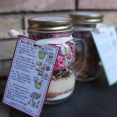 Rudolph cookie jar layers 1