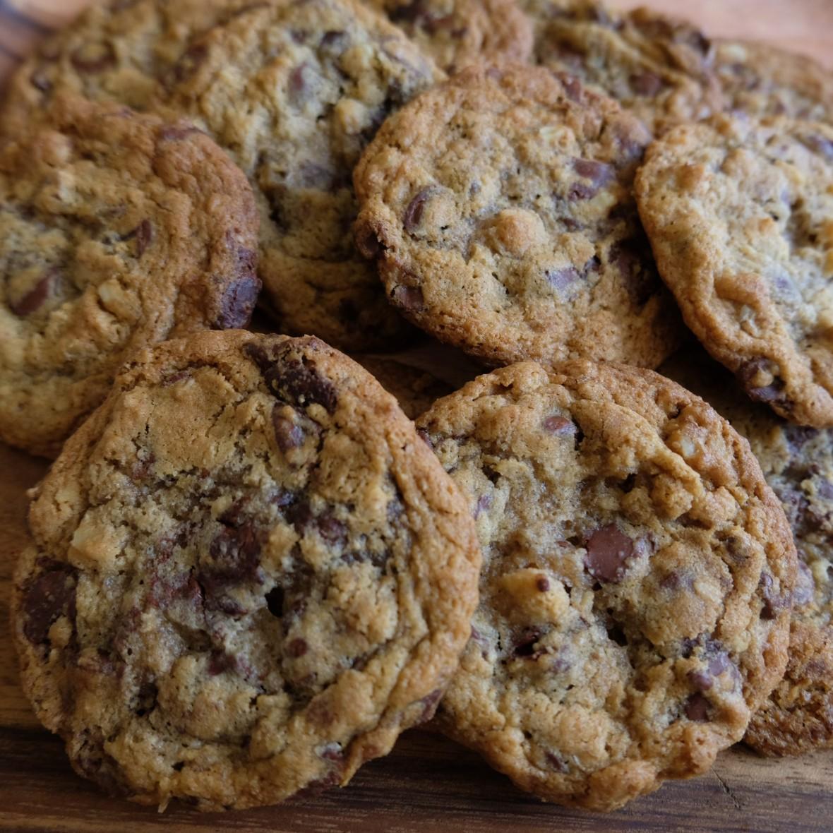 Chocolate chip cookies like Double Tree Hilton cookies