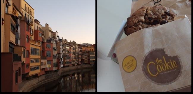 The original DoubleTree cookie in Girona