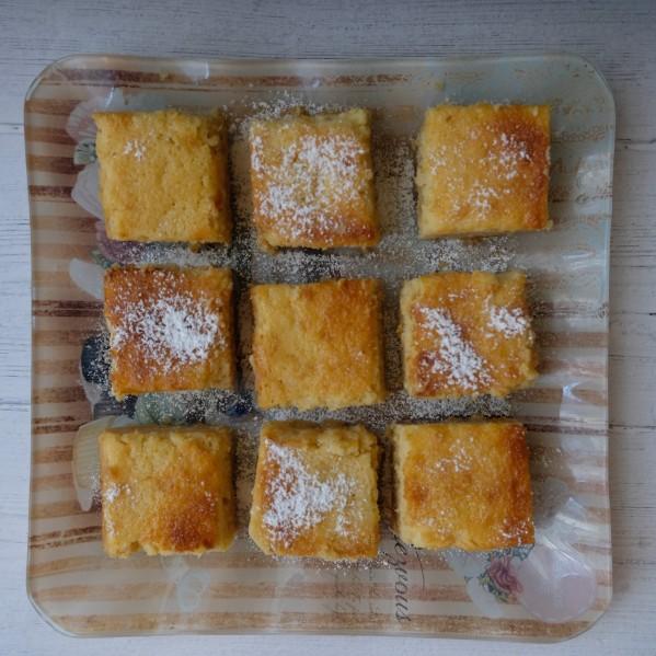 Anna Olson's creamy lemon squares