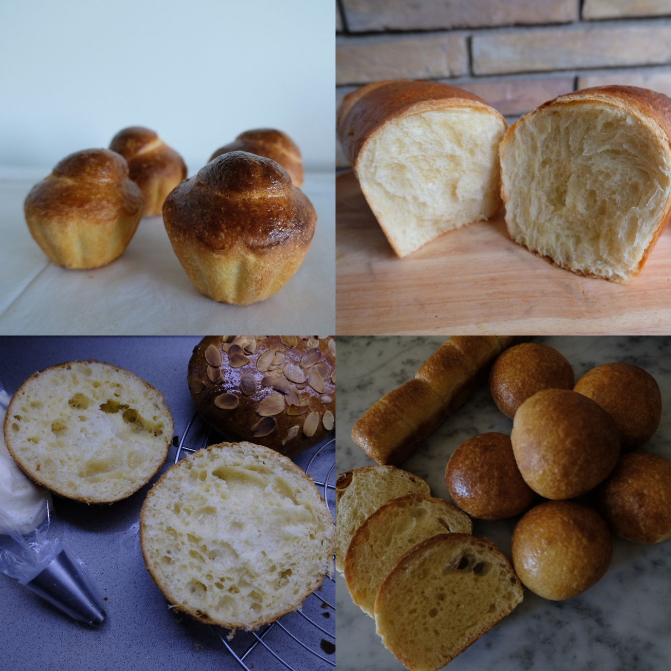 sourdough brioche