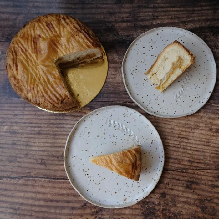 Mandarin Gâteau Basque