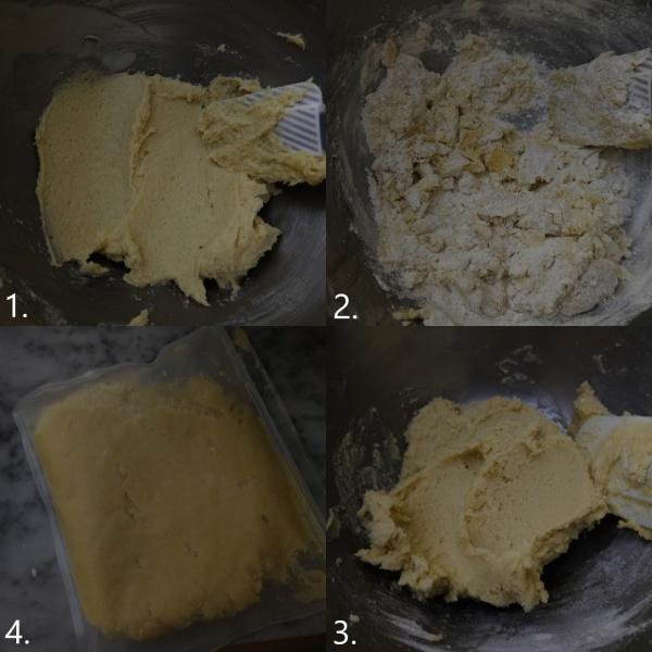 Gateau basque dough