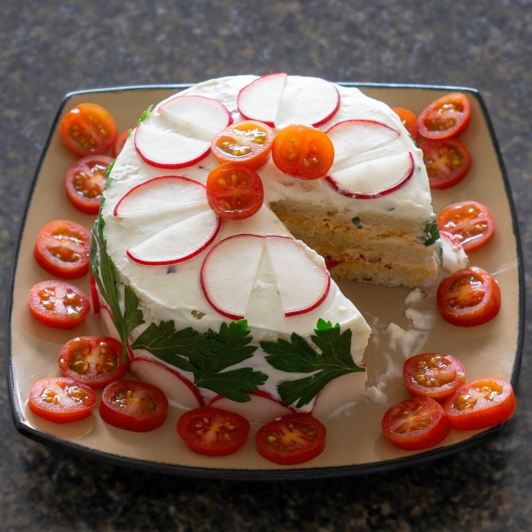 Alexey's Swedish sandwich cake