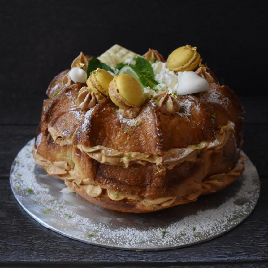 Mojito oblivion cake
