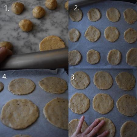 Making fougasse monégasque, 4