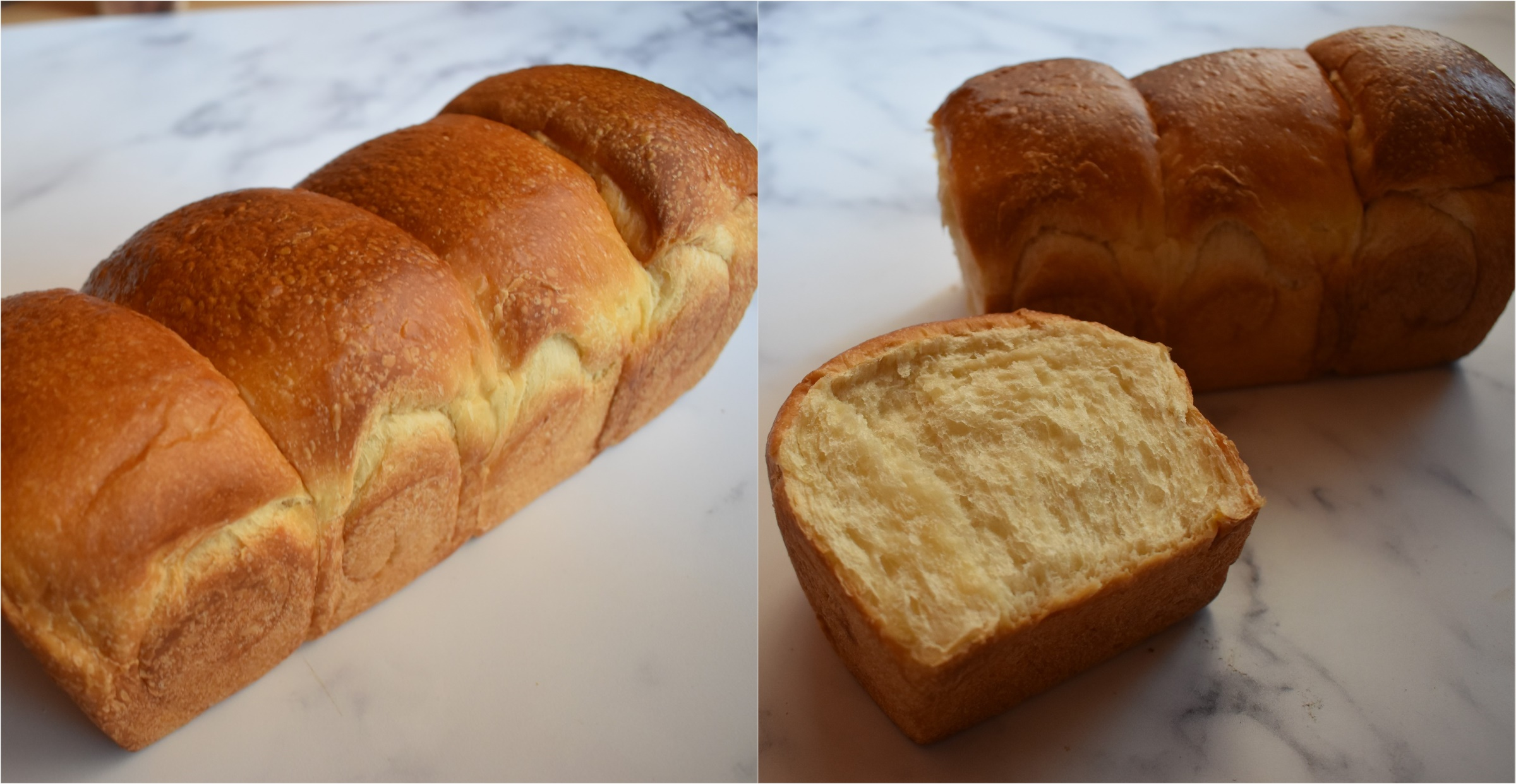 Sourdough Japanese milk bread